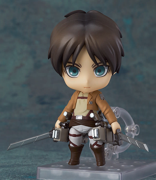 Good Smile Company Eren Yeager Attack on Titan Nendoroid 375