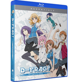Funimation Entertainment D-Frag! Essentials Blu-Ray