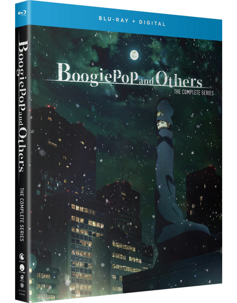Funimation Entertainment Boogiepop And Others Blu-Ray