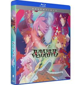 Funimation Entertainment Concrete Revolutio Essentials Blu-Ray