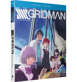 Funimation Entertainment SSSS.Gridman Blu-Ray