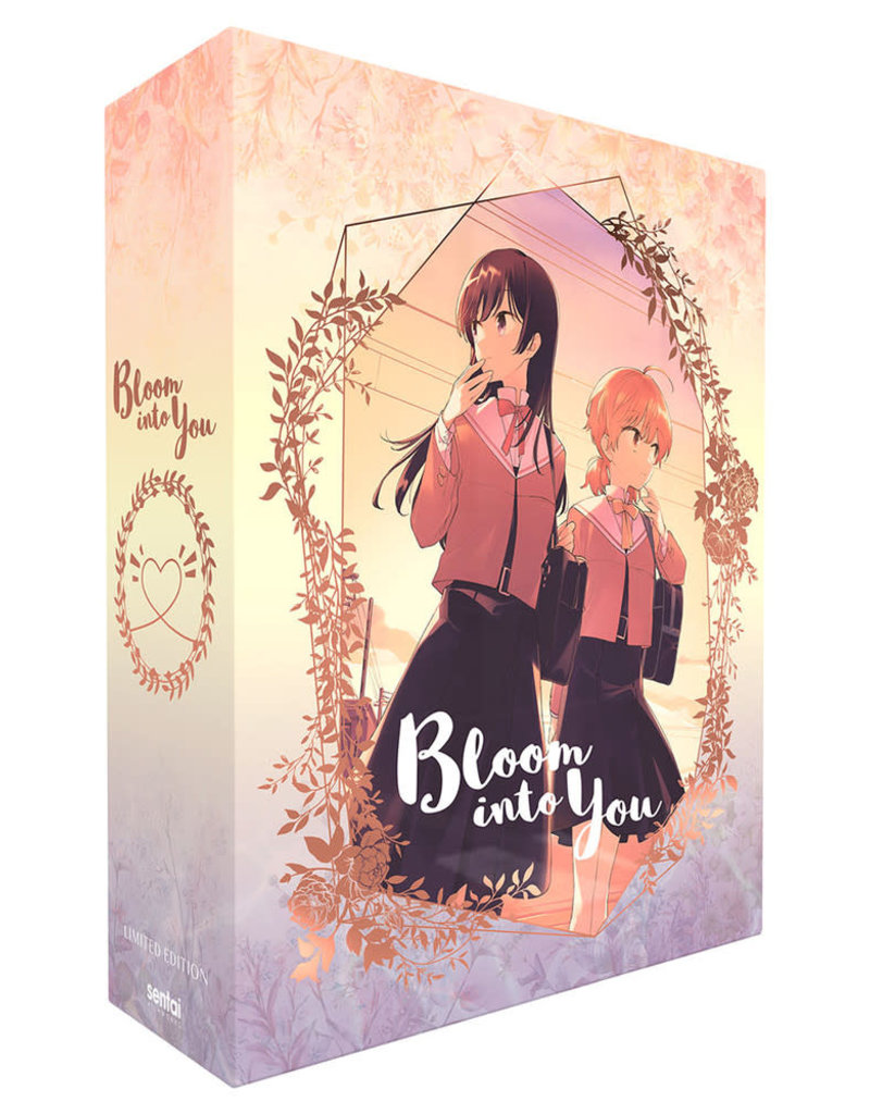 Sentai Filmworks Bloom Into You Premium Box Blu-Ray