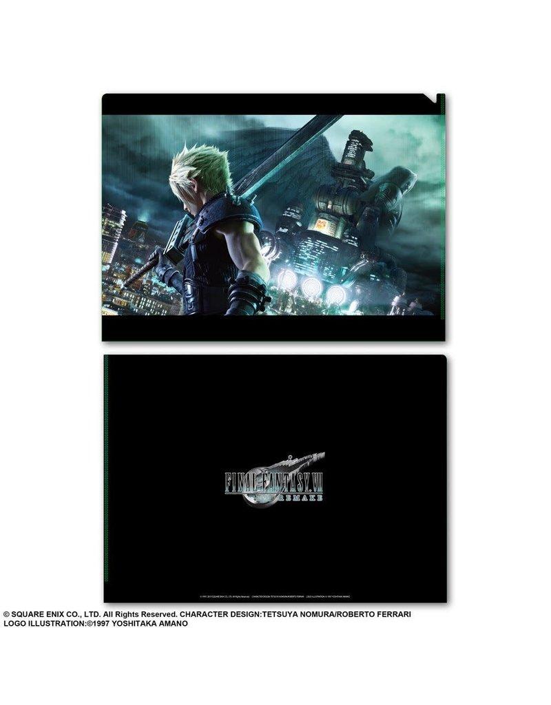 Square Enix Final Fantasy VII Remake Metallic File Vol. 1 (Cloud)