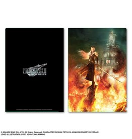 Square Enix Final Fantasy VII Remake Metallic File Vol. 2 (Sephiroth)
