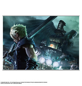 Square Enix Final Fantasy VII Remake Wallscroll Vol. 1 (Cloud)
