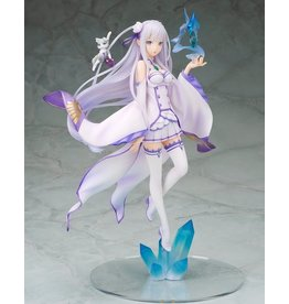 Alter Emilia Re:Zero Figure AlphaOmega