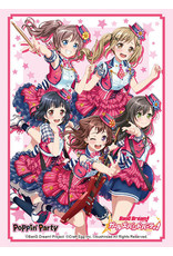 Bushiroad BanG Dream! Girls Band Party Card Sleeves