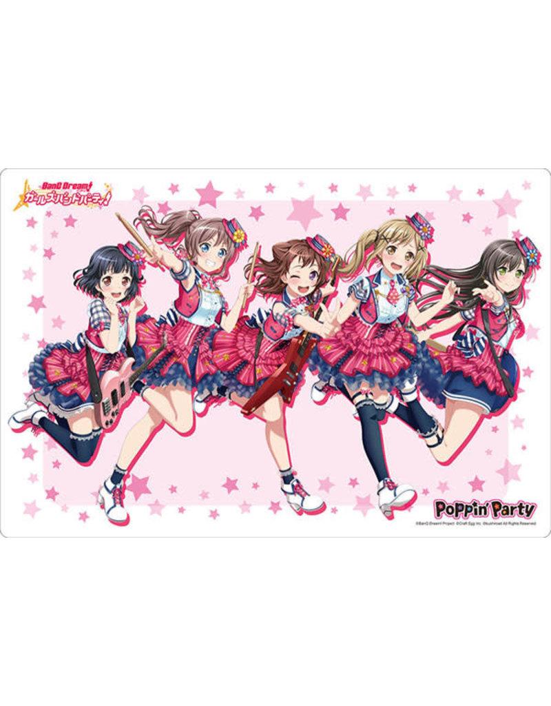 Bushiroad BanG Dream! Girls Band Party Playmat
