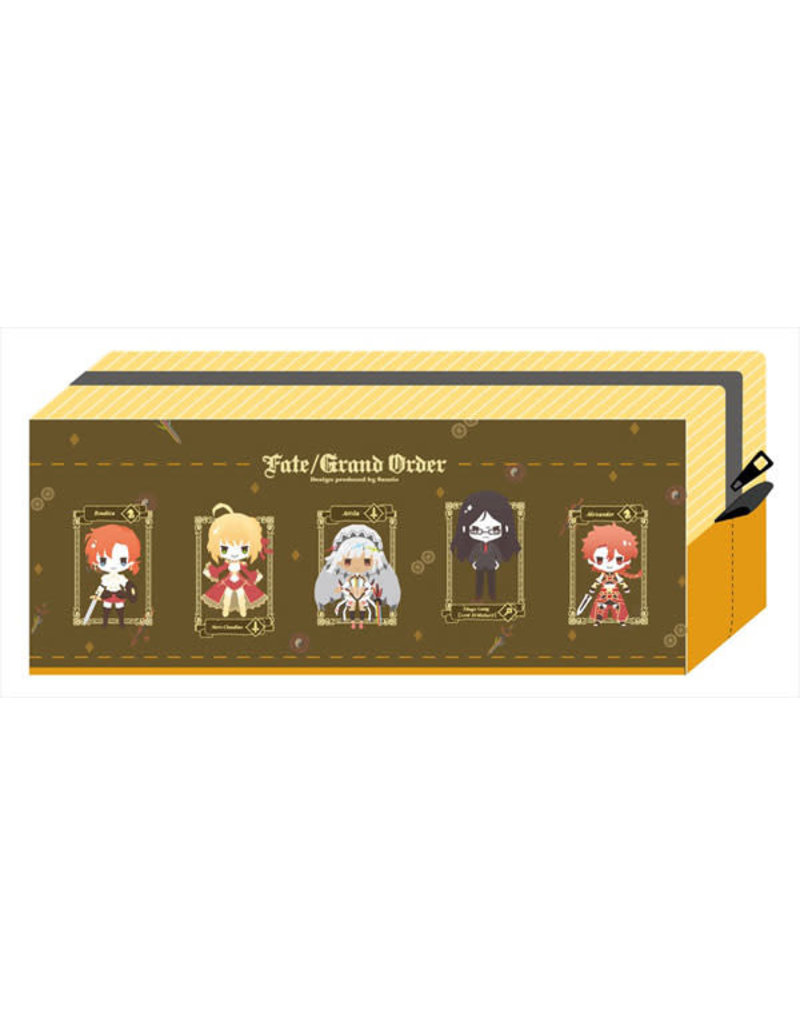 Fate/Grand Order Septem Sanrio Cosmetic Pouch