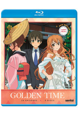 Sentai Filmworks Golden Time Complete Collection (Dubbed) Blu-Ray