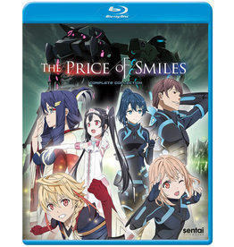 Sentai Filmworks Price Of Smiles, The Blu-Ray