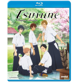 Sentai Filmworks Tsurune Blu-Ray