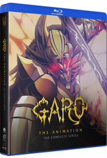 Funimation Entertainment Garo The Animation Complete Series Blu-Ray