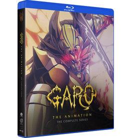 Funimation Entertainment Garo The Animation Complete Series Blu-Ray