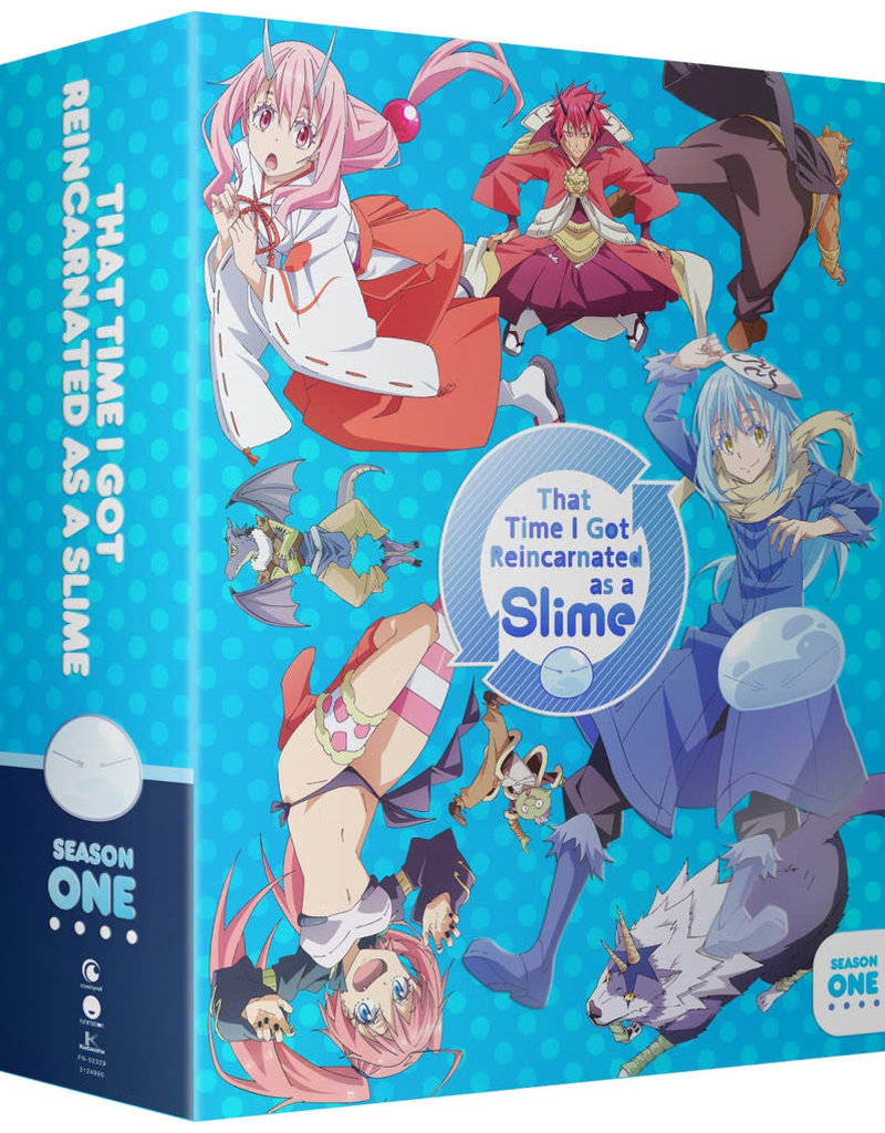 Funimation Entertainment That Time I Got Reincarnated As A Slime Season 1 Part 2 LE Blu-Ray/DVD