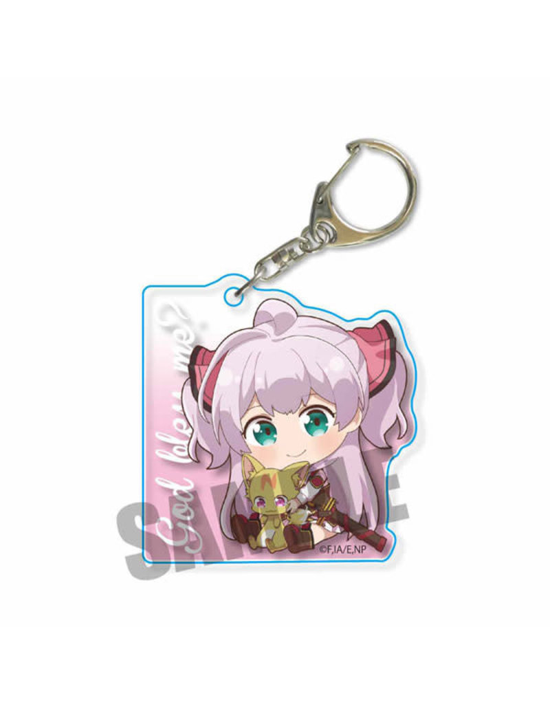 Didn't I Say to Make My Abilities Average Keychain