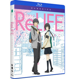 Funimation Entertainment ReLIFE Final Arc Classics Blu-Ray