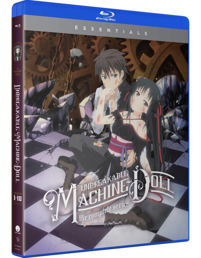 Funimation Entertainment Unbreakable Machine-Doll Essentials Blu-Ray