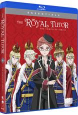 Funimation Entertainment Royal Tutor, The Essentials Blu-Ray