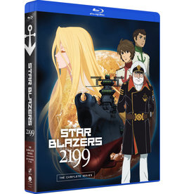 Funimation Entertainment Star Blazers Space Battleship Yamato 2199 Complete Series Blu-Ray