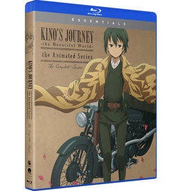 Funimation Entertainment Kino's Journey The Beautiful World Essentials Blu-Ray