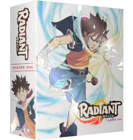 Funimation Entertainment Radiant Season 1 Part 2 Limited Edition Blu-Ray/DVD