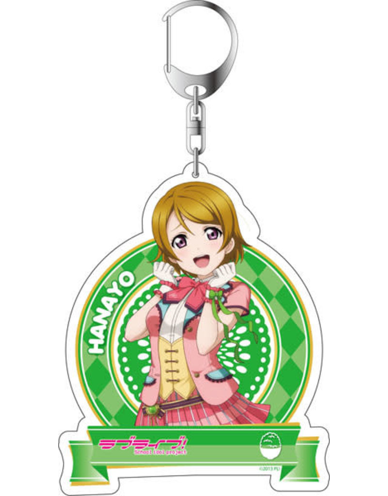 Contents Seed Love Live! SIF All Stars Deka Keychain Vol. 2 µ's