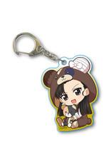 Girls und Panzer das Finale Gyugyutto Kigurumi Keychain