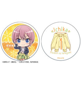 Movic Quintessential Quintuplets Chara Badge Set