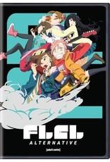 Warner Bros. FLCL Alternative DVD