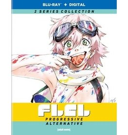 Warner Bros. FLCL Progressive/Alternative Blu-Ray