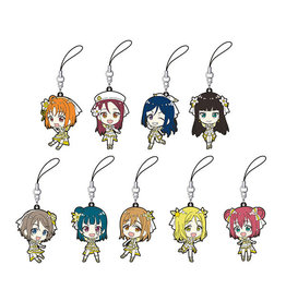 Movic Love Live! Sunshine!! Next Sparkling Rubber Strap