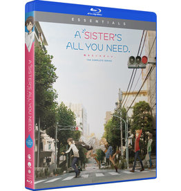 Funimation Entertainment Sister's All You Need,A Essentials Blu-Ray