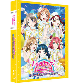 Funimation Entertainment Love Live! Sunshine!! Movie Over the Rainbow Blu-Ray