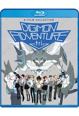 GKids/New Video Group/Eleven Arts Digimon Adventure tri 6-Film Collection Blu-Ray