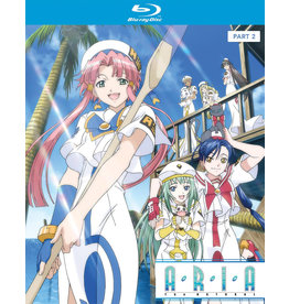 Nozomi Ent/Lucky Penny Aria The Natural Season 2 Part 2 Blu-Ray