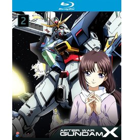 Nozomi Ent/Lucky Penny After War Gundam X Collection 2 Blu-Ray