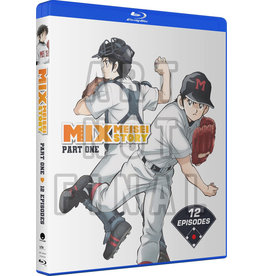 Funimation Entertainment Mix Part 1 Blu-Ray