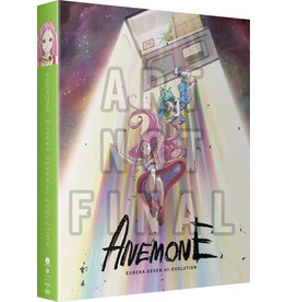 Funimation Entertainment Eureka Seven Hi-Evolution Movie 2: Anemone Blu-Ray/DVD