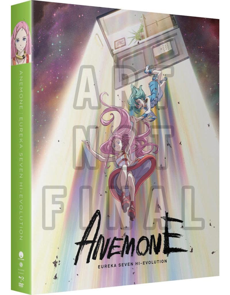Funimation Entertainment Eureka Seven Hi-Evolution Movie 2: Anemone Blu-Ray/DVD
