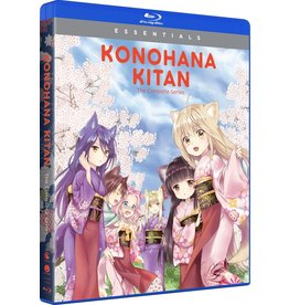 Funimation Entertainment Konohana Kitan Essentials Blu-Ray