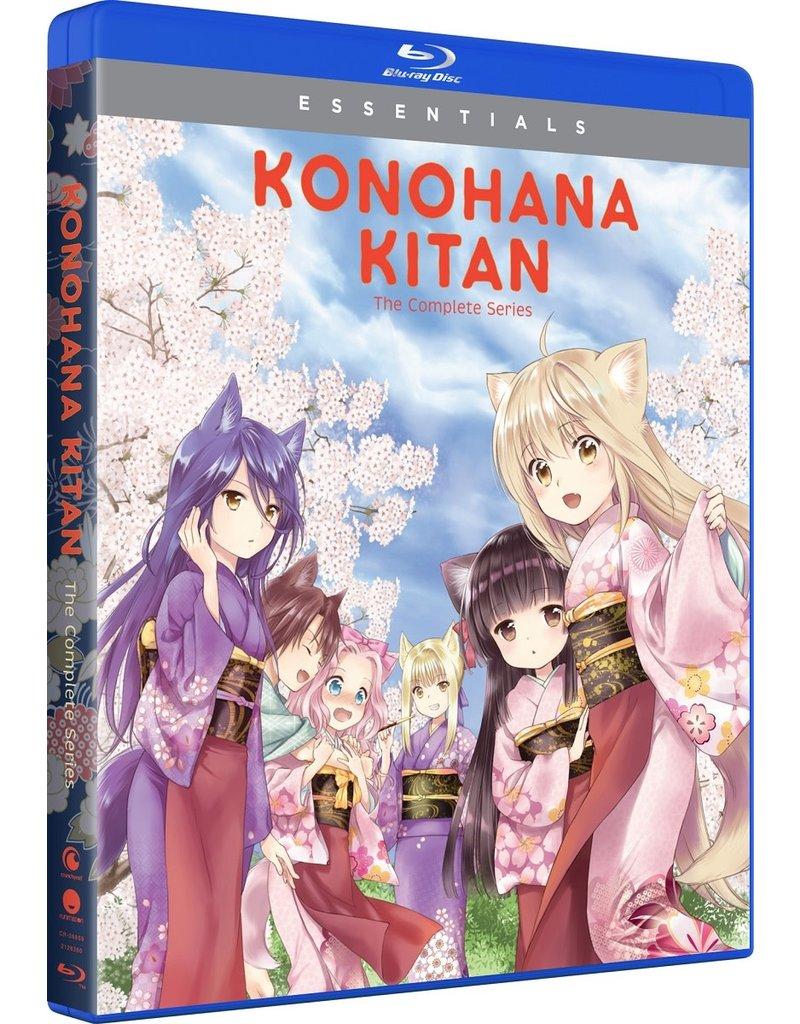 Funimation Entertainment Konohana Kitan Essentials Blu-Ray