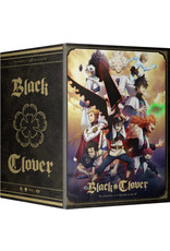 Funimation Entertainment Black Clover Season 2 Part 3 Collector's Box Blu-Ray/DVD