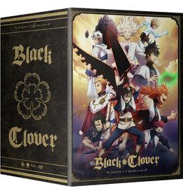 Funimation Entertainment Black Clover Season 2 Part 3 Collector's Box Blu-Ray/DVD