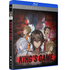 Funimation Entertainment King's Game Essentials Blu-Ray