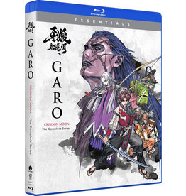 Funimation Entertainment GARO Crimson Moon Season 2 Complete Series Essentials Blu-Ray
