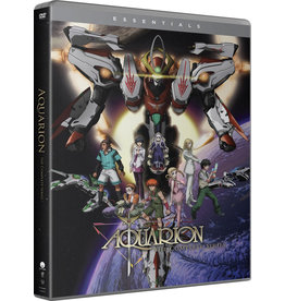 Funimation Entertainment Aquarion Complete Series Essentials DVD