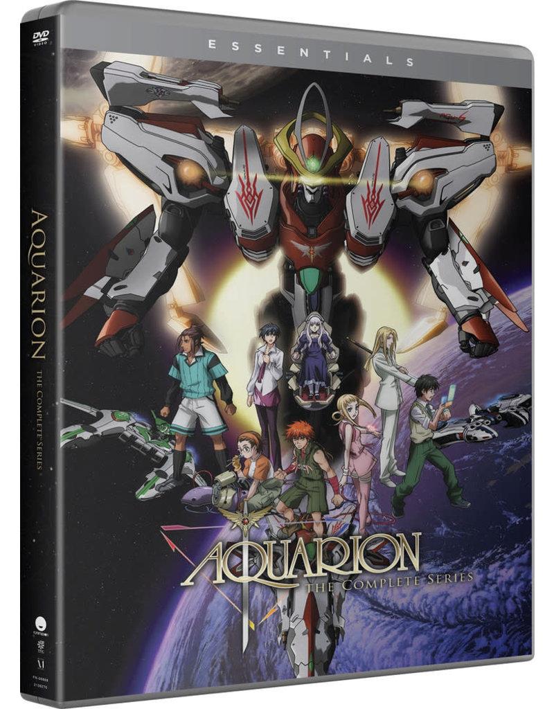 Funimation Entertainment Aquarion Complete Series Essentials DVD