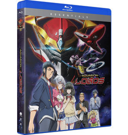 Funimation Entertainment Aquarion Logos Season 3 Essentials Blu-Ray