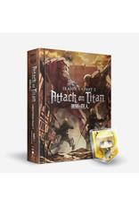 Funimation Entertainment Attack On Titan Season 3 Part 2 LE Blu-Ray/DVD